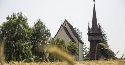 fogyás esik templom